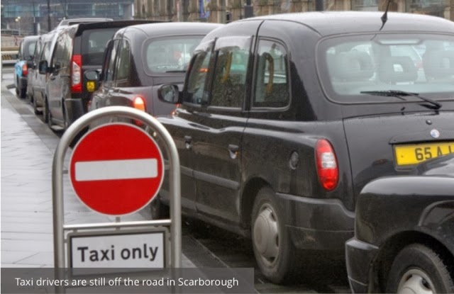 Drivers Still Waiting For Taxi License Renewals: Problem Going National.