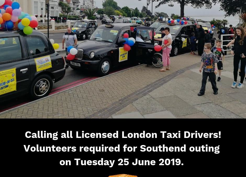 London Taxi Drivers' Charity for Children – Southend Outing